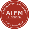 AIFM licences fund manager symbol